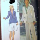 Simplicity Jacket Skirt and Pants Sewing Pattern  Sz  16 No 5454
