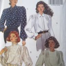 Butterick  5714 Misses'  Blouses Sewing Pattern sz 12 14 16  Uncut