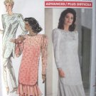 Butterick 5840 Richard Warren Tunic Dress Pants Sewing Pattern, Sizes 14, 16, 18 uncut