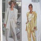 Butterick  6276 Misses  Evening Separates, Longer Jacket Pants Sewing Pattern sz 12 14 16  Uncut