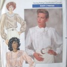 Butterick  6971 Misses'  Blouses Sewing Pattern sz 12 14 16  Uncut