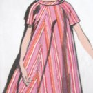 Vintage Advance Camise Muumuu Sewing Pattern 2738  Size 14 uncut
