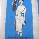 Marian Martin 9219 Junior Miss Dress and Jacket Sewing Pattern Uncut   Size 15