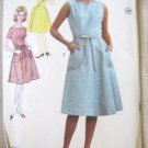 Advance 3152 Backwrap Dress Uncut Sewing Pattern sz 12