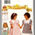 Girls Dress and Pantaloons Sewing Pattern  Butterick no.3272 size 2 3 4 Uncut
