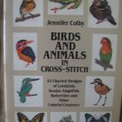 Birds and Animals in Cross-Stitch 42 different designs
