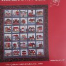 "Hometown USA Quilt Pattern Pack Instructions 85"" x 99"" by Patchwork Place"