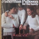 Knitted Fisherman Pullovers for the Family - Extra Easy Instructions