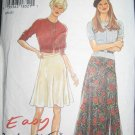 New Look Sewing Pattern Misses' Skirt sz 8 - 18 no 6554