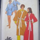 Vintage Misses' Kimono Robe Sewing Pattern Simplicity 9507 Size 12