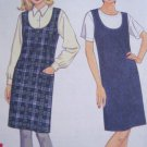 Misses Jumper Sewing Pattern Simplicity 7275 Size xs-xl