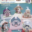 Quick Count Plastic Canvas Liquid Soap Cottages