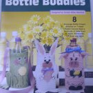 Bottle Buddies Plastic Canvas Beverage Covers WIndsocks