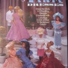 Crochet Fashion Doll Party Dresses 6 Designs