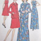 Simplicity  6559 Dress in 2 Lengths and Jacket Sewing Pattern Sz 18 20 uncut