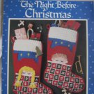 The Night Before Christmas 4 Crochet Patterns for Christmas Stockings
