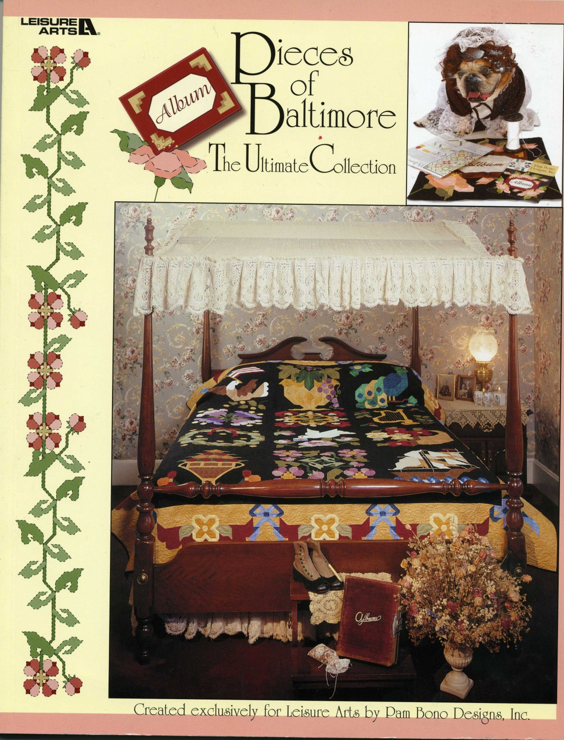 Pieces of Baltimore - The Ultimate Collection Quilt Pattern Book