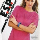 Pullover Top Sewing  Pattern - Simplicity ESP 9431 -  Size 14 16 18  Bust 36 38 40 -  Uncut