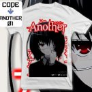 ANIME MANGA T-SHIRT TEES MEI MISAKI ANOTHER S M L XL 2XL