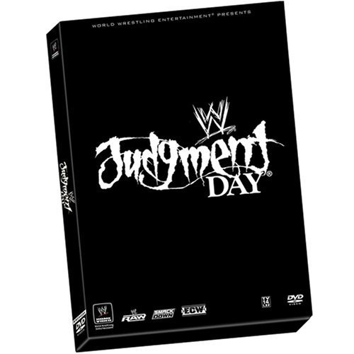 WWE: Judgment Day 2007 (2007) New/Sealed DVD