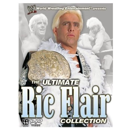 WWE - The Ultimate Ric Flair Collection New/Sealed 3 Disc DVD Set