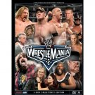 WWE - WrestleMania 22 New/Sealed 3 Disc DVD Set