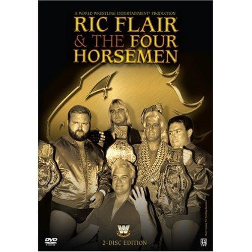 Ric Flair & The Four Horsemen New 2 Disc DVD Set