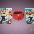 Monopoly game for Wii