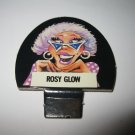 1986 Hollywood Squares Board Game Piece: Rosy Glow Player tab