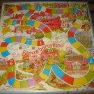 1980 Strawberry Shortcake Board Game Piece: Game Board
