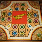 1983 Scavenger Hunt Board Game Piece: Game Board