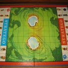 1970 Stratego Board Game Piece: Game Board