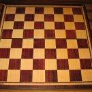 1967 Bar-Zim Classic Chess Board Game Piece: Game Board