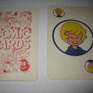 1972 Comic Card Board Game Piece: single Lois Player Card
