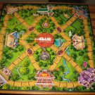 2005 Clue Mysteries Board Game Piece: Game Board