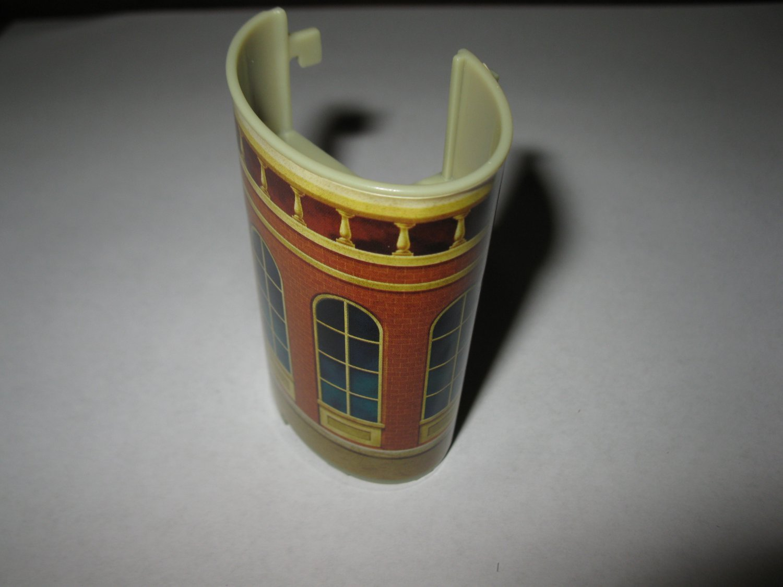 2003 Clue FX Board Game Piece: Game Board Structure Turret