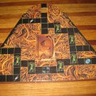 1995 Atmosfear Board Game Piece: Player Pyramid Board #6