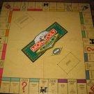 1995 Monopoly 60th Ann. Board Game Piece: Game Board
