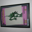 1992 Uncanny X-Men Alert! Board Game Piece: N'Garai Demons Evil Mutants Card