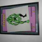 1992 Uncanny X-Men Alert! Board Game Piece: Badoon Evil Mutants Card