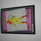1992 Uncanny X-Men Alert! Board Game Piece: Pyro Evil Mutants Card