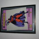 1992 Uncanny X-Men Alert! Board Game Piece: Magneto Evil Mutants Card