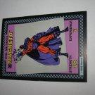 1992 Uncanny X-Men Alert! Board Game Piece: Magneto Evil Mutants Card