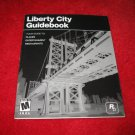 Grand Theft Auto Liberty City : Playstation 3 PS3 Video Game Instruction Booklet