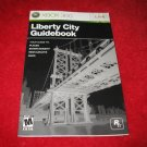 Grand Theft Auto Liberty City : Xbox 360 Video Game Instruction Booklet