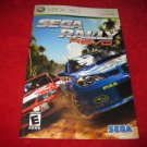 Sega Rally Revo : Xbox 360 Video Game Instruction Booklet