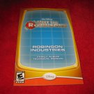 Meet the Robinson's : Playstation 2 PS2 Video Game Instruction Booklet