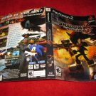Shadow Hedgehog : Playstation 2 PS2 Video Game Case Cover Art insert