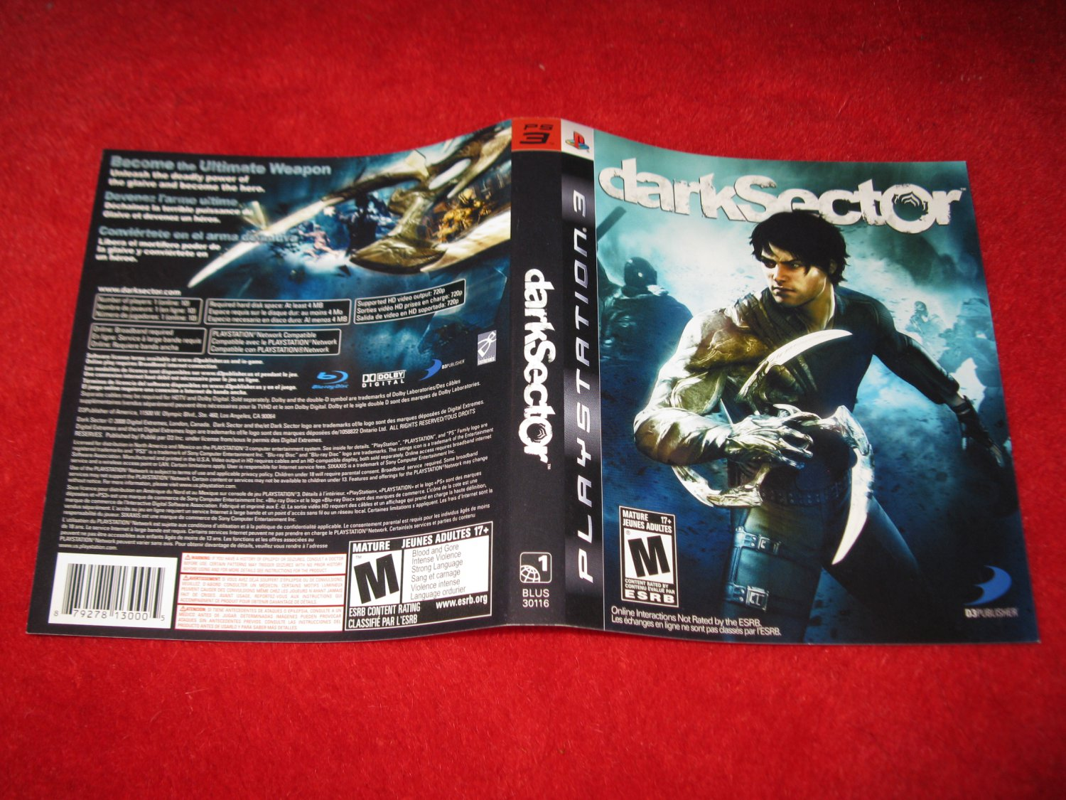 Video Games Ps3 Covers Ps3 Video Game Case Cover