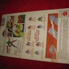 1984 Marvel Secret Wars Action Figure: Kang the Conqueror - Original Cardboard Packaging Cardback